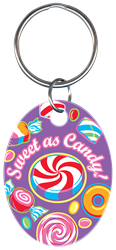 KC-PG3 - Sweet As Candy Pampered Girls, sweet as candy, key chain