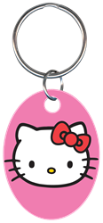 KC-SR1 - Hello Kitty Pink Hello Kitty, Pink, key chain