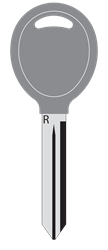 "Chrysler ""Valet Key"" Transponder 599452"