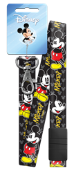 DSL1 - Mickey Mouse disney,mickey,mouse,lanyard,license,licensed,art,mickey mouse, lanyard