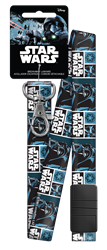 SWL1 - Darth Vader Star Wars,star,wars,darth,vader,lanyard,breakaway,break,away,key,keys, Darth Vader, breakaway lanyard